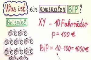 Bip Berechnen : video unterschied nominales und reales bip erkl rung ~ Themetempest.com Abrechnung