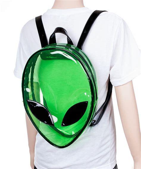 bag   alien bag space bag  style vintage