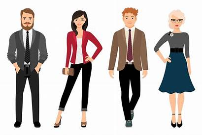 Clipart Interview Clothes Wear Resume Training Wondered