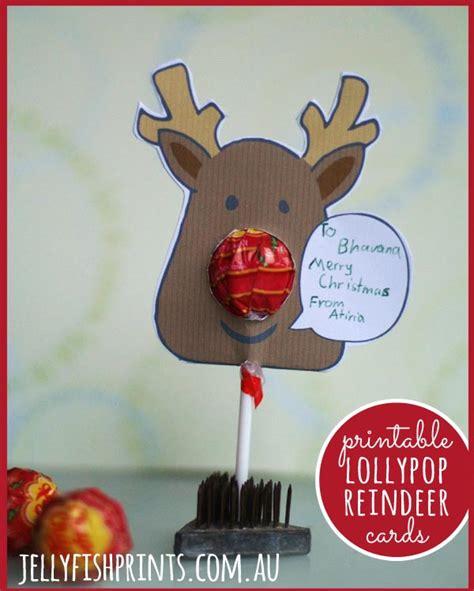 Printable Childrens Christmas Cards Jellyfish Prints