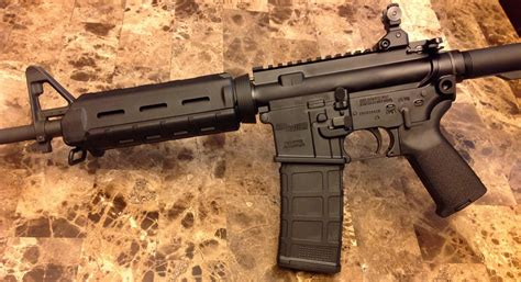 Top 10 Ar15 Rifles For The Money