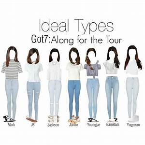 Got7 Ideal Type Outfit