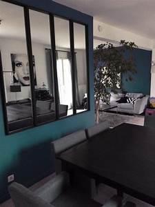 Miroir Style Verriere : une verri re miroir avec ikea deco decor deco salon ~ Melissatoandfro.com Idées de Décoration