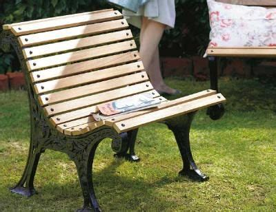 how to restore a cast iron bench ideas for the home
