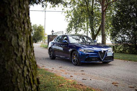 review  alfa romeo giulia ti sport canadian auto review
