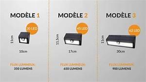 Applique Exterieur Led Avec Detecteur : applique led solaire avec detecteur de mouvement youtube ~ Farleysfitness.com Idées de Décoration