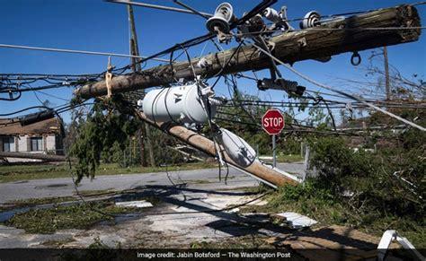 Hurricane Michael Devastates United States's Florida