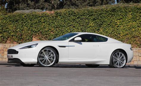 2012 Aston Martin Virage Review