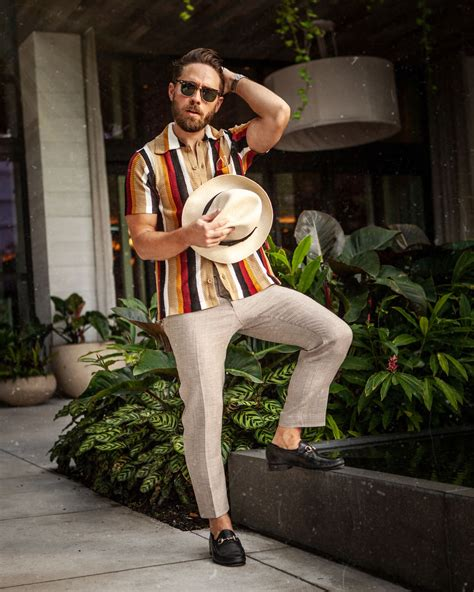 beach vacation resort mens miami outfits lifetailored summer nothing vegas sun than