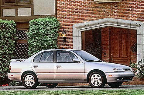 buy car manuals 1994 infiniti g free book repair manuals 1991 96 infiniti g20 consumer guide auto