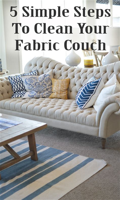 how to clean cloth sofa sofa fabric cleaner thesofa