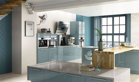 wickes kitchen accessories esker azure gloss kitchen wickes co uk furniture and 1084