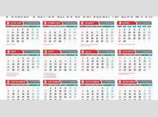 Free Download Gratis Kalender 2018 Dan Tanggalan Hijriyah