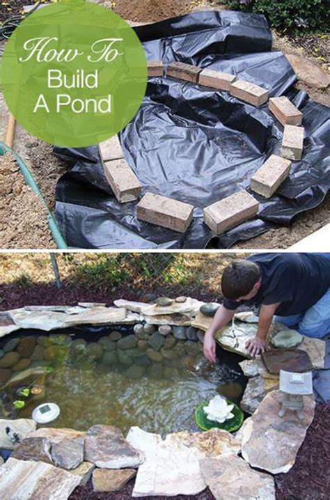 Build Backyard Pond by 18 Best Diy Backyard Pond Ideas And Designs For 2019