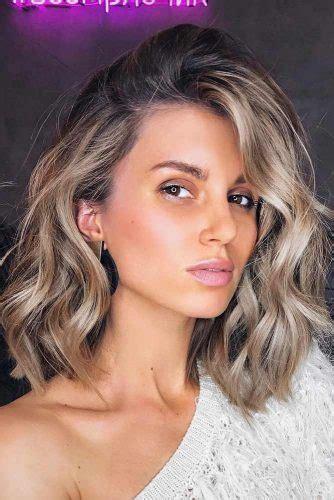 Skaistākās frizūras vidēja matu 2020-2021   stilīgs un ...