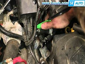 How To Install Replace Heater Hose Assembly Tube Ford Taurus