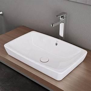 Aufsatzwaschbecken 60 Cm : holz waschtisch mit aufsatzwaschbecken rund die neuesten innenarchitekturideen ~ Indierocktalk.com Haus und Dekorationen