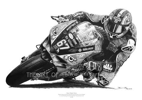 Motorcycle Art Drawings