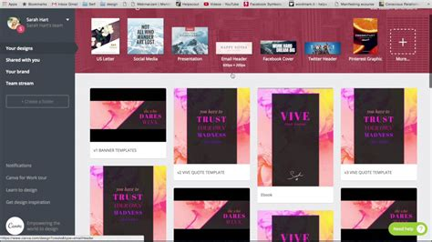 canva templates how to create a sharable editable template in canva