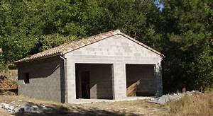 Garage bois ou parpaing 3 photos de garages s233par233s for Garage bois ou parpaing