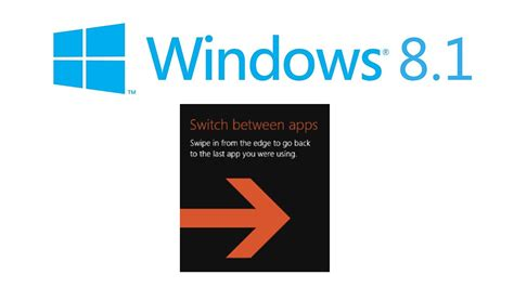 switch between apps slideout won t go away windows 8 1 solution