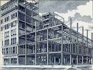 Technology that Changed Chicago: Skeleton Construction ...
