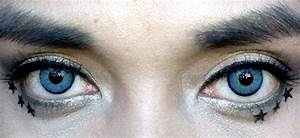 Blue Contact Lenses Natural Dream Ice Blue | Mycolorlenses ...