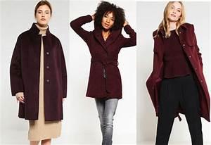 Veste D Hiver Femme 2017 : manteau hiver bordeau femme 2016 2017 ~ Dallasstarsshop.com Idées de Décoration