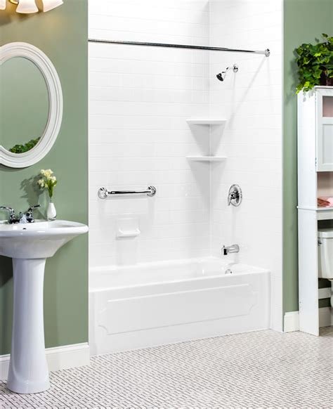 3 Tub Shower Combo by Bathtub Shower Combo Tub Shower Combo One Day Bath
