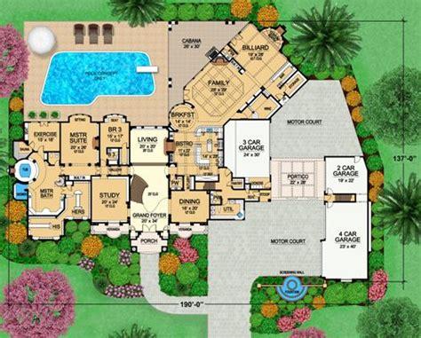 modern house plan   bedrooms   baths plan