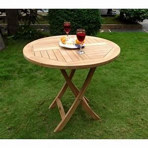 Table Teck Jardin : table de jardin plainte en teck brut mobiler de jardin en promotion ~ Teatrodelosmanantiales.com Idées de Décoration