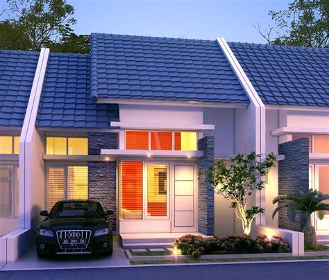 koleksi gambar  konsep rumah tipe  desain rumah
