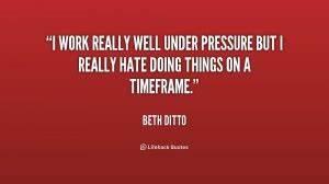 Beth Ditto Quotes. QuotesGram