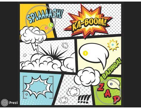 comic templat your prezi comic free prezi templates for you to reuse