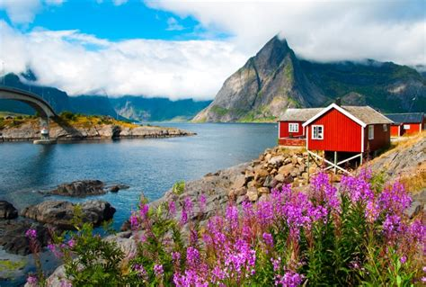 Travel Inspiration Reine Norway