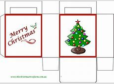 Advent Calendar Day 21 Gift Bag Christmas Tree Farm