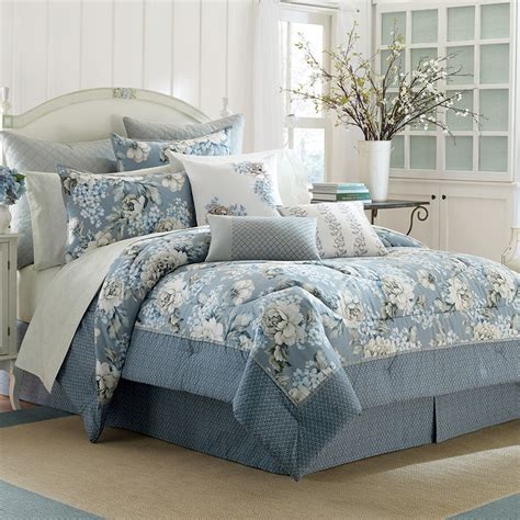 laura ashley tapestry rose comforter set from beddingstyle com