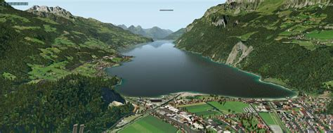 simHeaven   CH_Walensee