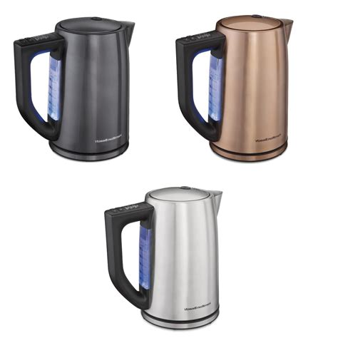 kettle variable temperature tea electric 7l electrickettle press french cocoa