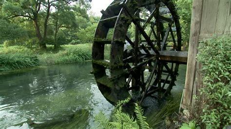 l water wheel roue de moulin azumino japon hd stock 242 616