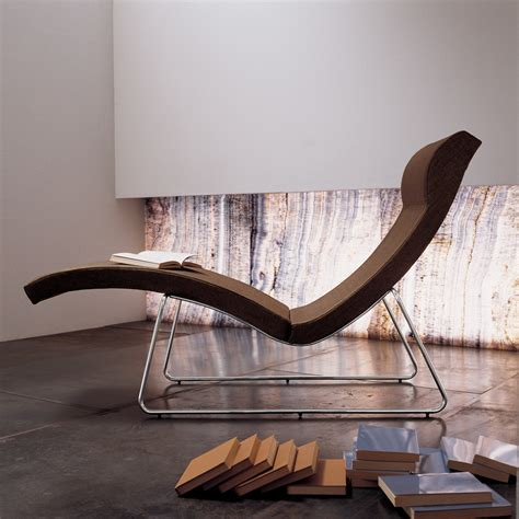chaise longue relax chaise longue poltrona relax in pelle relax ts