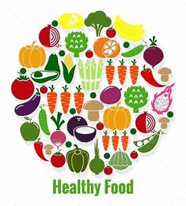 Animated Healthy Food