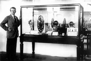 The Mechanical Television Debuted 90 Years Ago Its