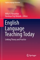 English Language Teaching Today - Linking Theory and