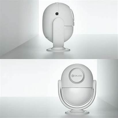 Lada Dg Alarme Movimento Sensor Alarm System