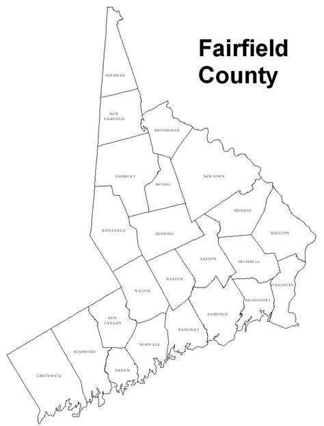 Associates Connecticut Fairfield County Decd Connecticut Towns Listed By County