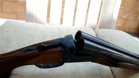 gauge double barrel shotgun   youtube