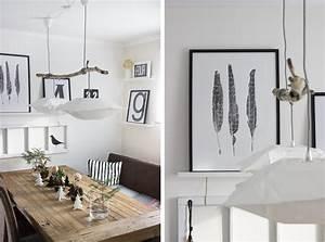 Lampen Für Den Esstisch : idee f r eine diy lampe mit treibholz wohnkonfetti ~ Bigdaddyawards.com Haus und Dekorationen