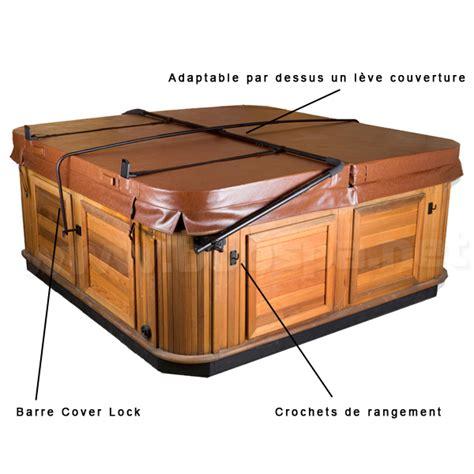 cover lock systme de verrouillage couverture de spa coverplate accessoires spa boospa