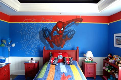 Incredible Superhero Room Décor Ideas Kids Will Love